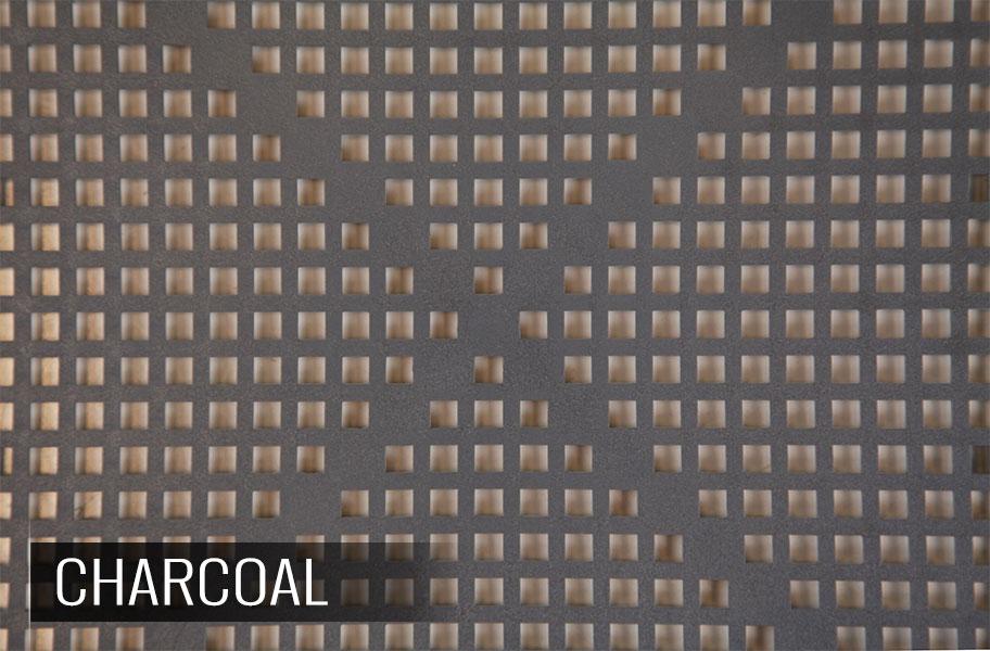 IncStores Soft Flex Tiles 12 Pack For Locker Rooms Showers Floor