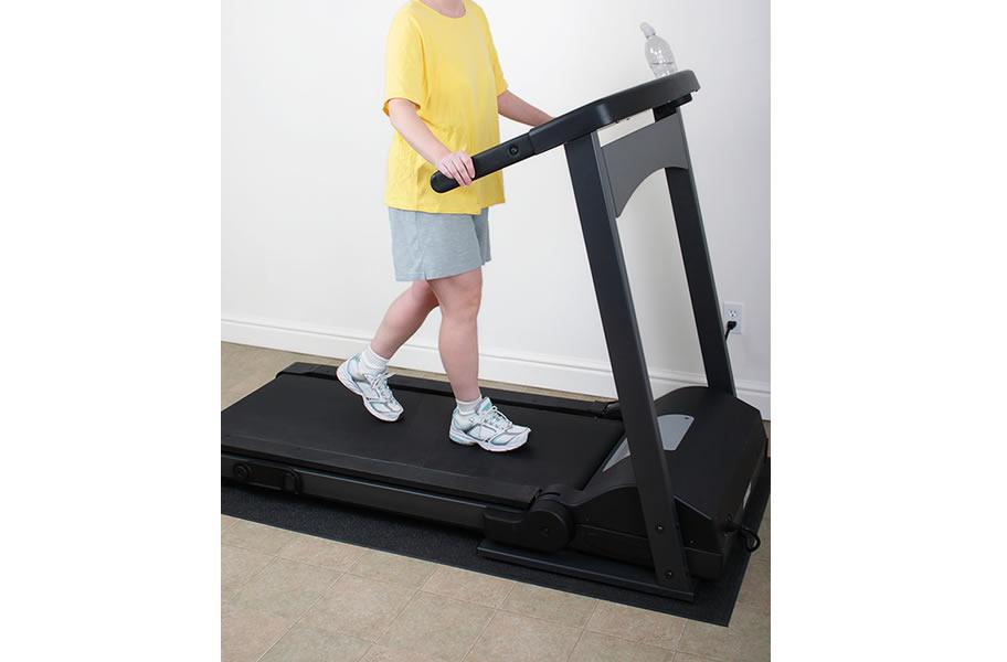 Incstores Treadmill Mats 3ft X 6 5ft Durable Noise