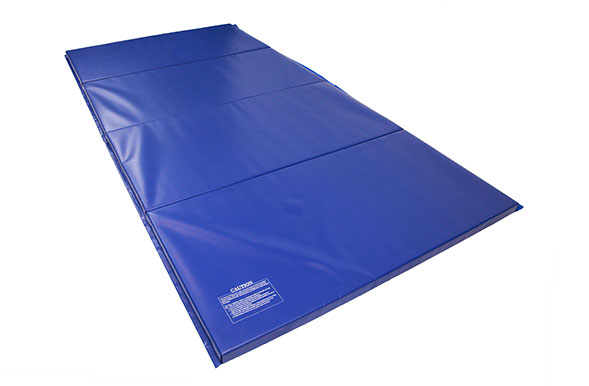 Portable Gym Mats : Incstores eco folding mats in ft portable