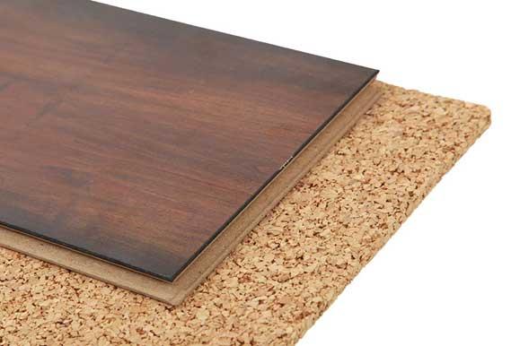 Incstores Eco Cork Underlayment Sub Floor For Engineered