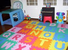 25 SqFt ABC Foam Kids Baby Childrens Puzzle Play ...