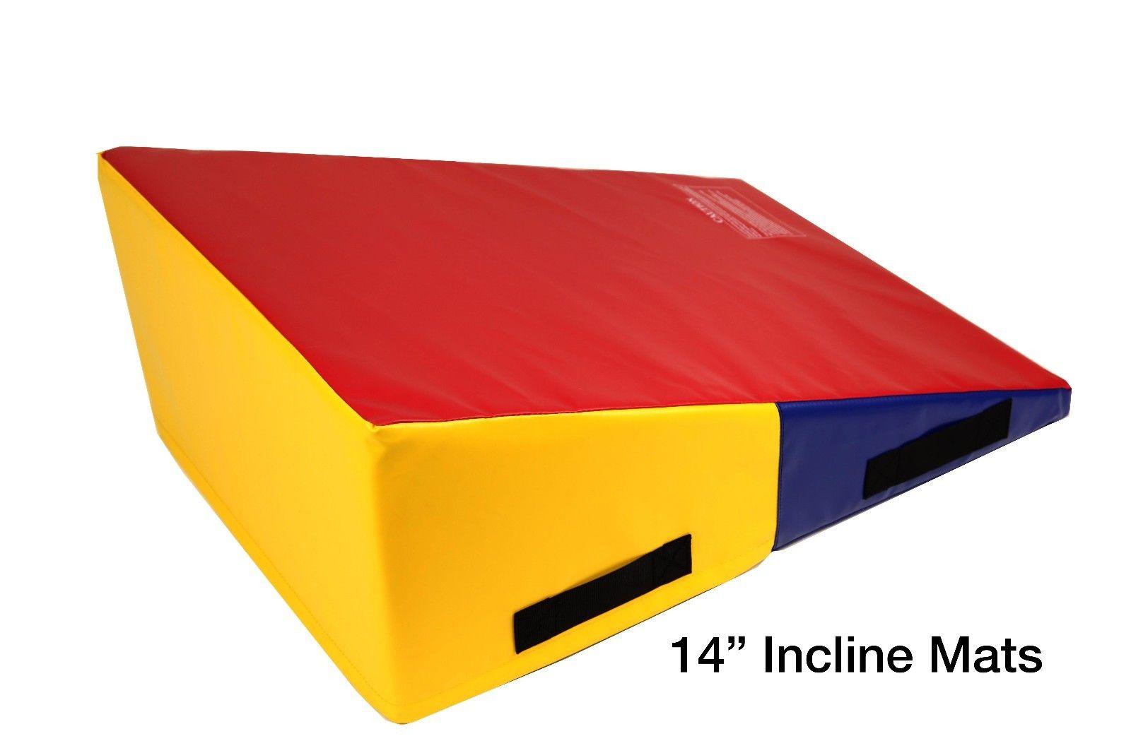 Incstores Incline Mats Portable Practice Tumbling