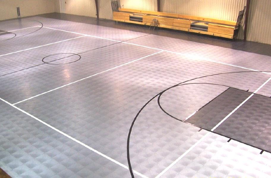 Flooringinc Indoor Sports Court Tiles