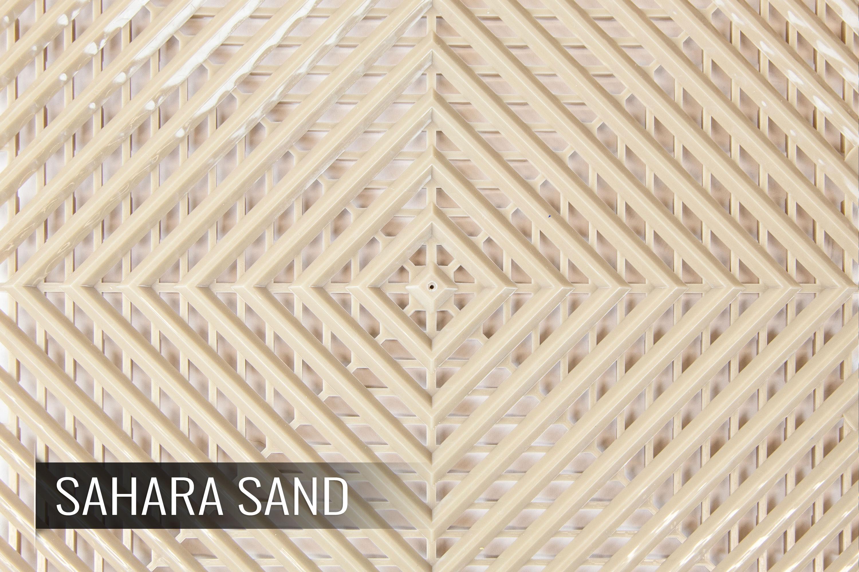 Incstores Nitro Vented Garage Floor Tiles 12x12 Basement